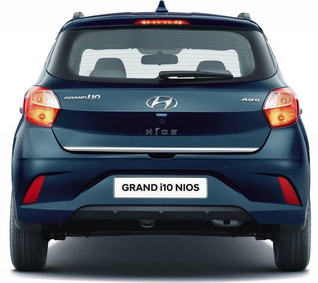 Ảnh thực tế và giá tham khảo Hyundai Grand i10 thế hệ mới sẽ về Việt Nam - Ảnh 8.