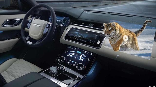 Jaguar Land Rover có thể đưa công nghệ độc đáo này vào xe thương mại