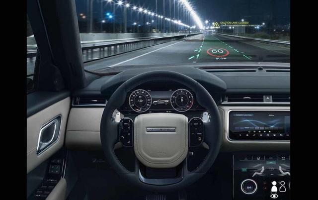 Jaguar Land Rover có thể đưa công nghệ độc đáo này vào xe thương mại - Ảnh 1.