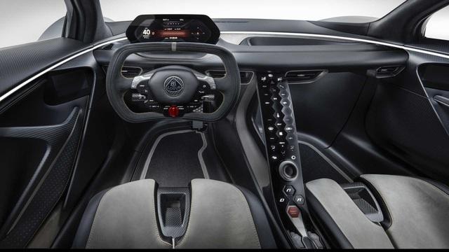 Chi tiết siêu xe triệu đô mạnh 2.000 mã lực đang khiến fan xe mê đắm - Ảnh 2.