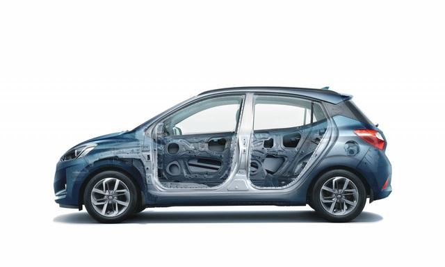 Ảnh thực tế và giá tham khảo Hyundai Grand i10 thế hệ mới sẽ về Việt Nam - Ảnh 9.