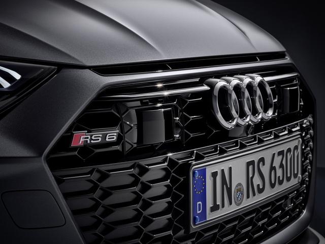 Ra mắt Audi RS6 Avant với công suất khủng 592 mã lực - Ảnh 5.
