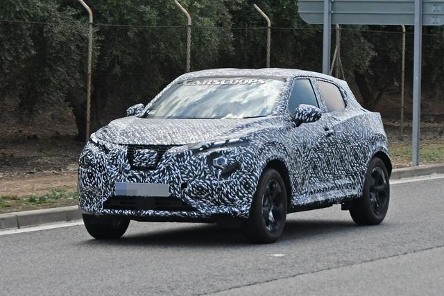 Nissan Juke chốt lịch ra mắt thế hệ mới đầu tháng 9, thách thức Ford EcoSport và Hyundai Kona - Ảnh 4.