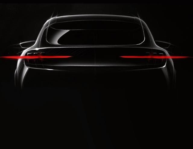 SUV lấy cảm hứng từ Ford Mustang có thể trình diện ngay cuối năm nay - Ảnh 2.