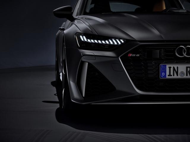 Ra mắt Audi RS6 Avant với công suất khủng 592 mã lực - Ảnh 6.
