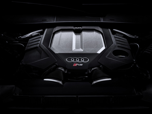 Ra mắt Audi RS6 Avant với công suất khủng 592 mã lực - Ảnh 1.