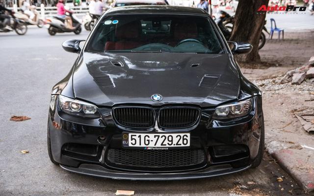 BMW M3 E93 độ khủng 620 mã lực xuất hiện tại Hà Nội với diện mạo mới lạ - Ảnh 2.
