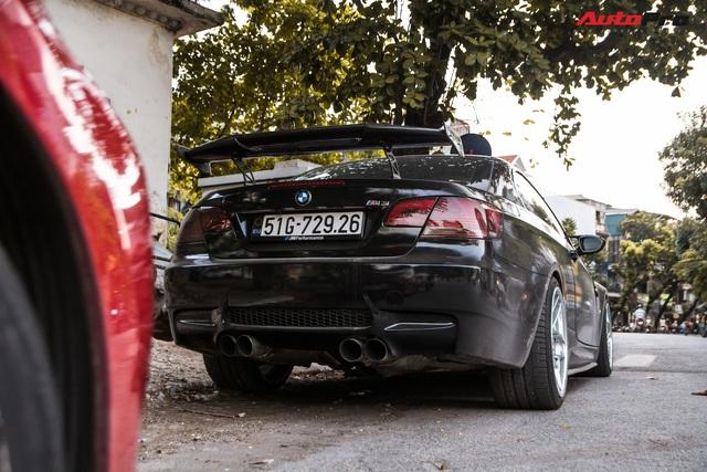 BMW M3 E93 độ khủng 620 mã lực xuất hiện tại Hà Nội với diện mạo mới lạ - Ảnh 10.