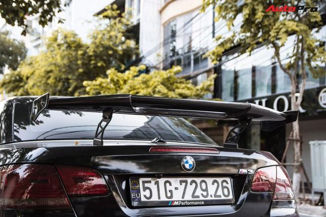 BMW M3 E93 độ khủng 620 mã lực xuất hiện tại Hà Nội với diện mạo mới lạ - Ảnh 11.