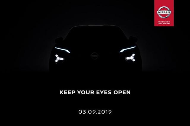 Nissan Juke chốt lịch ra mắt thế hệ mới đầu tháng 9, thách thức Ford EcoSport và Hyundai Kona - Ảnh 3.