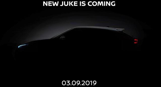 Nissan Juke chốt lịch ra mắt thế hệ mới đầu tháng 9, thách thức Ford EcoSport và Hyundai Kona - Ảnh 2.