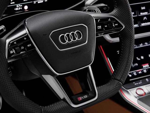 Ra mắt Audi RS6 Avant với công suất khủng 592 mã lực - Ảnh 11.