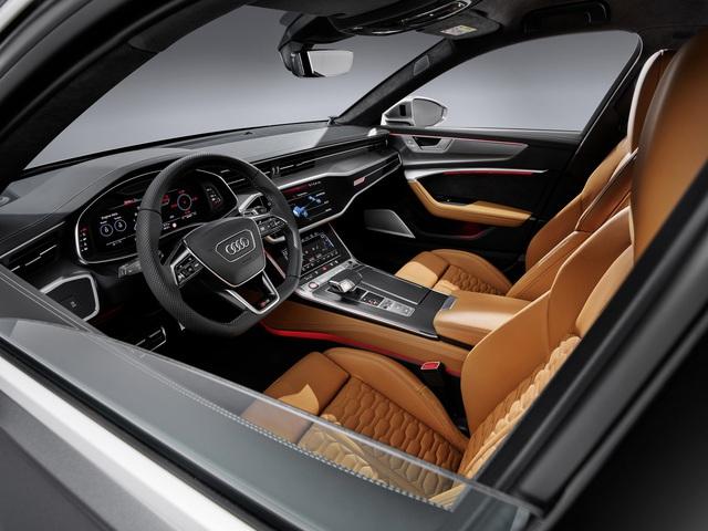 Ra mắt Audi RS6 Avant với công suất khủng 592 mã lực - Ảnh 9.