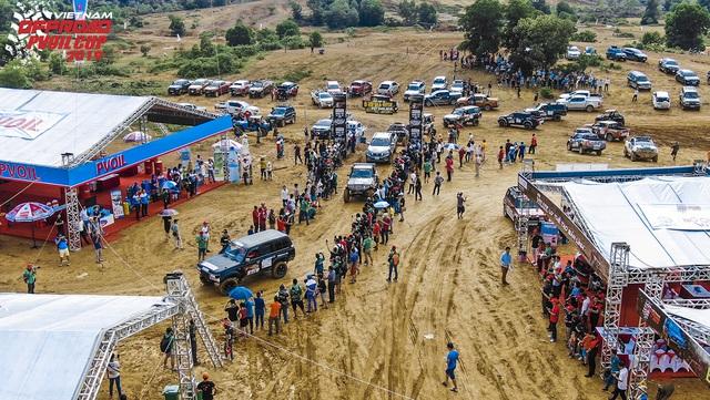Giải đua ô tô địa hình Việt Nam 2019 sắp diễn ra với kỷ lục 80 đội tham dự có gì hấp dẫn? - Ảnh 1.