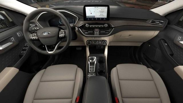 Chốt giá Ford Escape 2020 - Biểu giá tham khảo trước khi về Việt Nam - Ảnh 4.