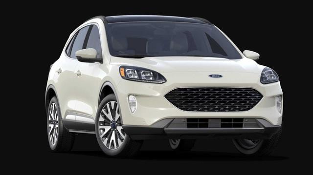 Chốt giá Ford Escape 2020 - Biểu giá tham khảo trước khi về Việt Nam