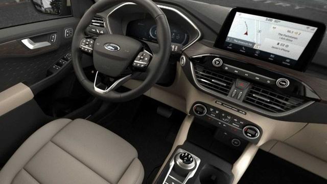Chốt giá Ford Escape 2020 - Biểu giá tham khảo trước khi về Việt Nam - Ảnh 2.