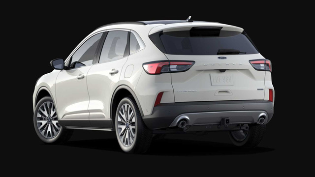 Chốt giá Ford Escape 2020 - Biểu giá tham khảo trước khi về Việt Nam - Ảnh 1.