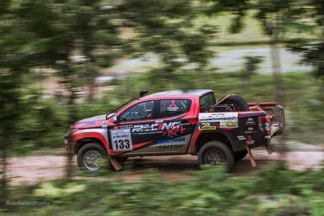 Lần đầu ra biển lớn, Racing Aka đạt thành thích cao trong giải đua xe địa hình châu Á - Ảnh 3.