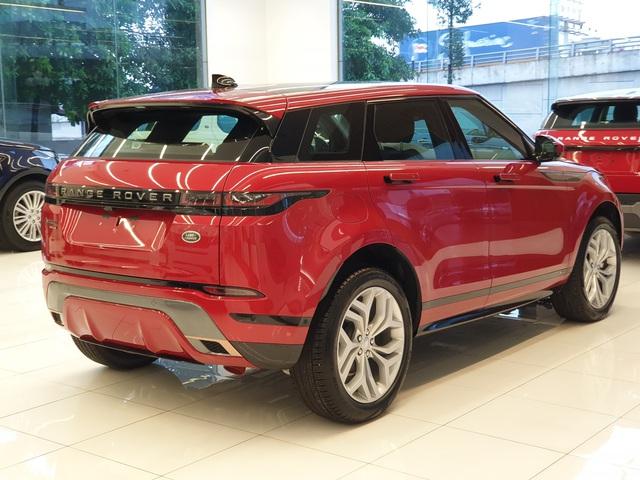 Cận cảnh Range Rover Evoque 2020 vừa về Việt Nam, giá 3,68 tỷ đồng thách thức Porsche Macan - Ảnh 5.