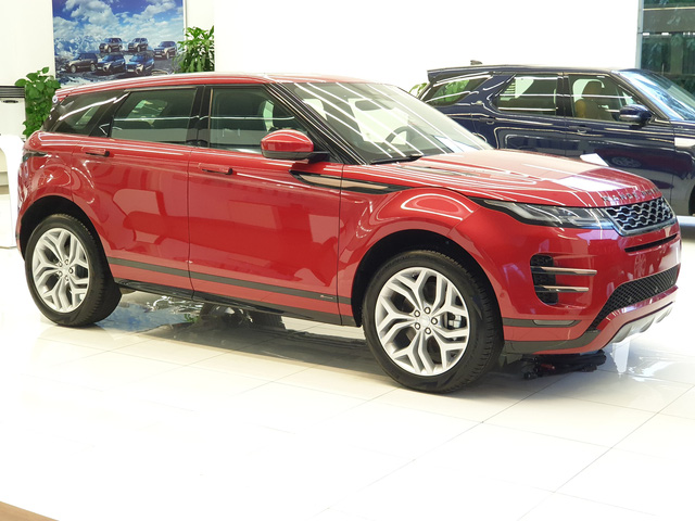 Cận cảnh Range Rover Evoque 2020 vừa về Việt Nam, giá 3,68 tỷ đồng thách thức Porsche Macan - Ảnh 3.