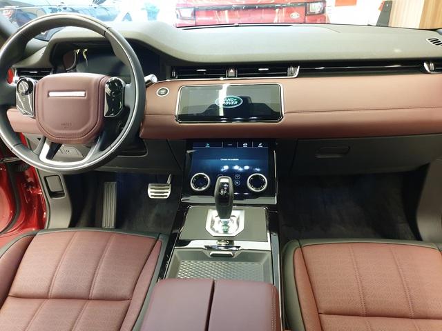 Cận cảnh Range Rover Evoque 2020 vừa về Việt Nam, giá 3,68 tỷ đồng thách thức Porsche Macan - Ảnh 7.