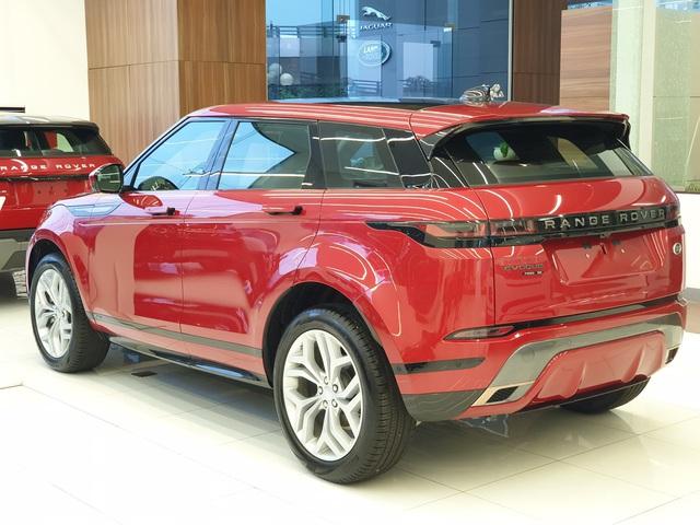 Cận cảnh Range Rover Evoque 2020 vừa về Việt Nam, giá 3,68 tỷ đồng thách thức Porsche Macan - Ảnh 6.