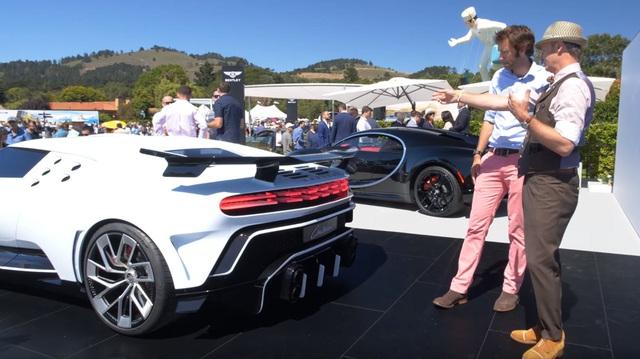 Giám đốc thiết kế Bugatti chia sẻ về siêu phẩm Centodieci và nguồn cảm hứng EB110