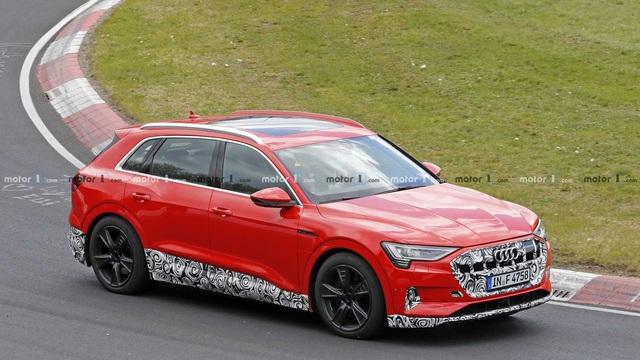Audi úp mở xe mới với chi tiết gây tranh cãi: Bánh vươn ra ngoài đầu xe - Ảnh 3.