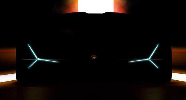 Lamborghini rục rịch ra mắt siêu phẩm mới, nhiều chi tiết giống với Aventador - Ảnh 1.