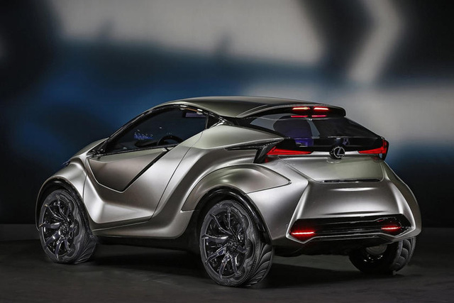 Lexus sắp ra mắt xe nhỏ như Kia Morning - Ảnh 2.