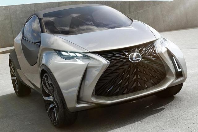 Lexus sắp ra mắt xe nhỏ như Kia Morning - Ảnh 1.