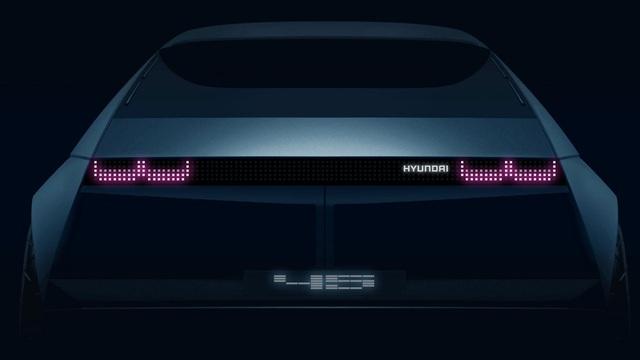 Hyundai 45 - Cột mốc mới của xe Hàn sắp ra mắt