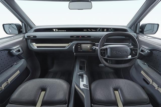 Toyota sắp tung SUV 7 chỗ hoàn toàn mới, lai MPV cho nội thất rộng miên man - Ảnh 4.