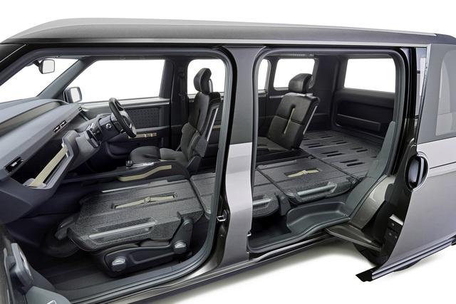 Toyota sắp tung SUV 7 chỗ hoàn toàn mới, lai MPV cho nội thất rộng miên man - Ảnh 5.