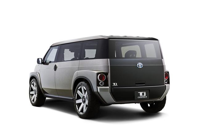 Toyota sắp tung SUV 7 chỗ hoàn toàn mới, lai MPV cho nội thất rộng miên man - Ảnh 1.