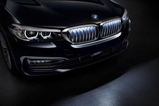 BMW 5-Series mới copy tính năng hay của X6 mà ít ai nhận ra - Ảnh 2.
