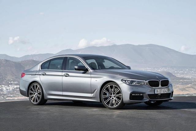 BMW 5-Series mới copy tính năng hay của X6 mà ít ai nhận ra - Ảnh 1.