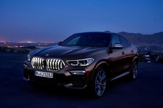 BMW 5-Series mới copy tính năng hay của X6 mà ít ai nhận ra - Ảnh 3.