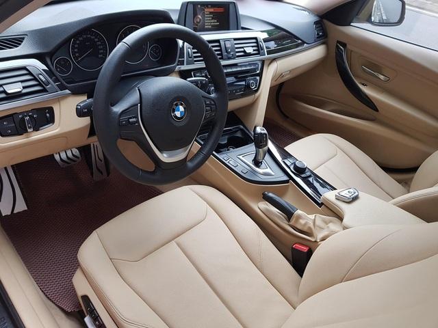 Ông bố sinh năm 1996 tậu xe lướt BMW 320i giá 1,2 tỷ đồng khiến nhiều người trầm trồ - Ảnh 5.