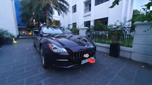 Chủ nhân rao bán Maserati Quattroporte GranLusso mới chạy 8.000 km với giá hơn 6 tỷ đồng - Ảnh 1.
