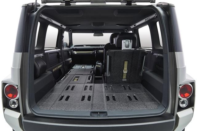 Toyota sắp tung SUV 7 chỗ hoàn toàn mới, lai MPV cho nội thất rộng miên man - Ảnh 6.