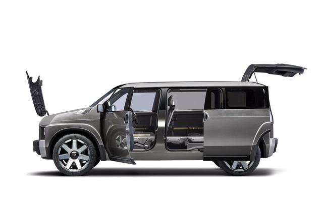 Toyota sắp tung SUV 7 chỗ hoàn toàn mới, lai MPV cho nội thất rộng miên man - Ảnh 2.