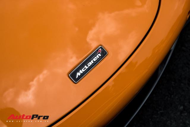 Cận cảnh bộ mâm 280 triệu đồng trên chiếc McLaren 720S của doanh nhân Nguyễn Quốc Cường - Ảnh 8.