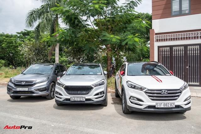 Dàn xe hơn 100 chiếc Hyundai nối đuôi nhau đi sự kiện ở Sài Gòn - Ảnh 8.