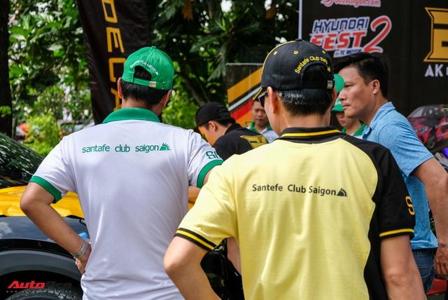 Dàn xe hơn 100 chiếc Hyundai nối đuôi nhau đi sự kiện ở Sài Gòn - Ảnh 10.