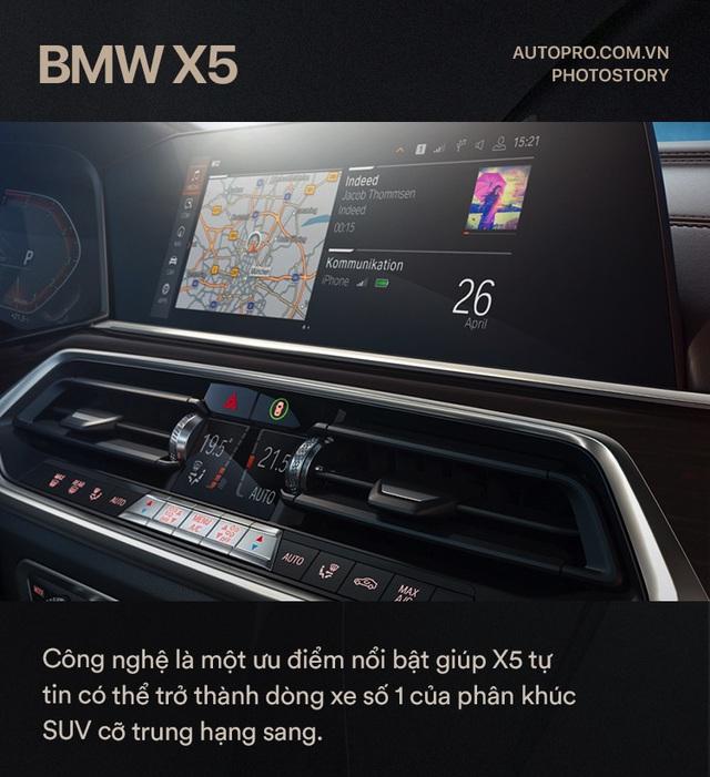 BMW X5: Người dùng cần gì, tôi có đó! - Ảnh 8.