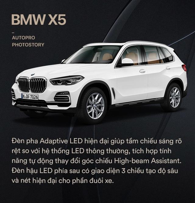 BMW X5: Người dùng cần gì, tôi có đó! - Ảnh 3.