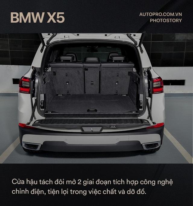 BMW X5: Người dùng cần gì, tôi có đó! - Ảnh 4.
