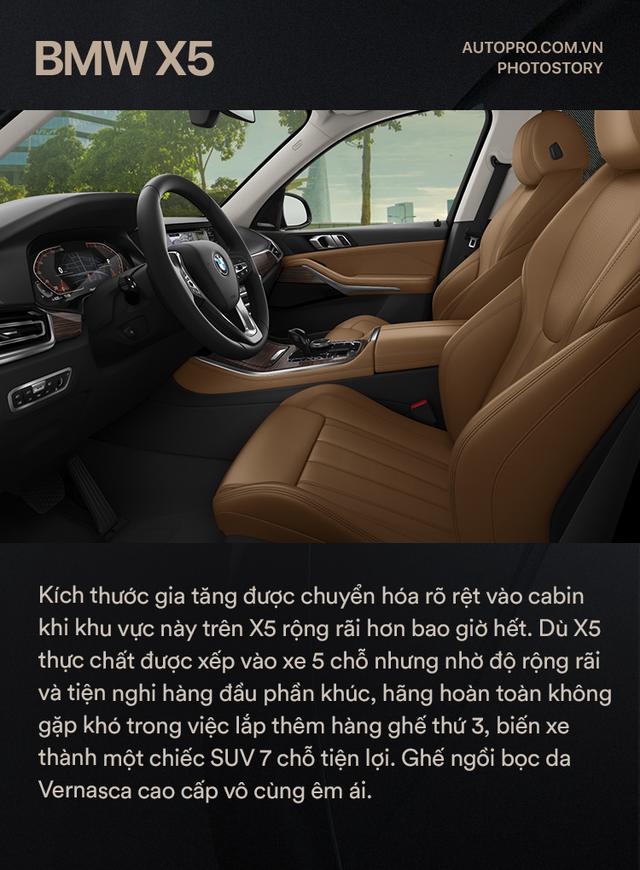 BMW X5: Người dùng cần gì, tôi có đó! - Ảnh 5.